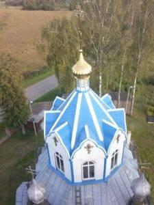 Худовцы. Витебская область. Беларусь. (Реставрация) левша