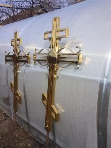 Кресты из нитрит титана