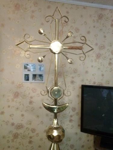 Крест нитрит титана