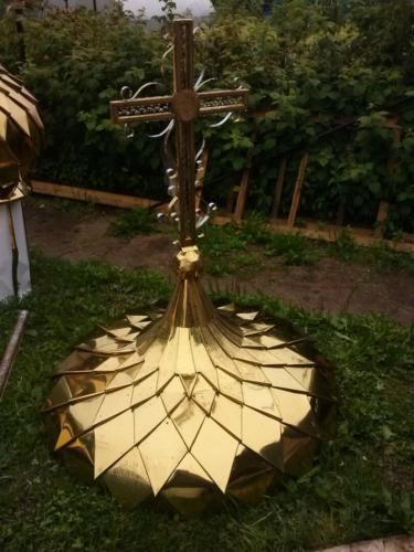 купол приземистый