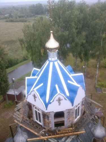 купол вид сверху