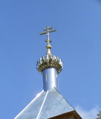 Купол церкви со стаканом 2